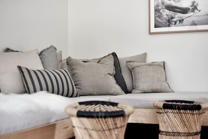 Daybeds for lounging with a glass of wine and a great book