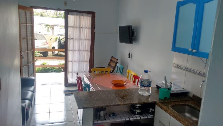 Apartamento na Praia dos Ingleses/Florianópolis/SC - Florianópolis