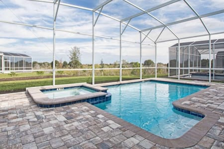 Champions Gate - 9 Bedrooms House w/pool-4917CG