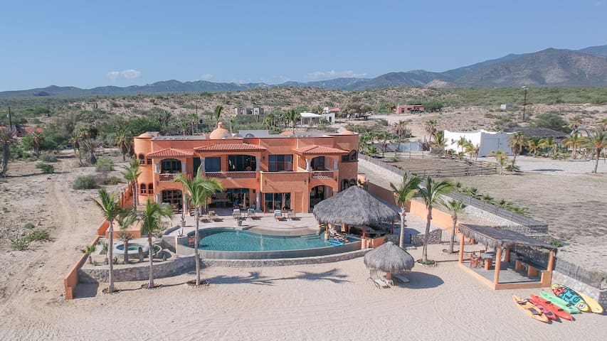 Private Paradise | Golden sand beaches on the Sea of Cortez