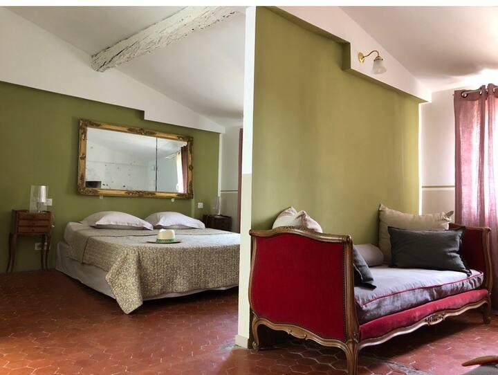 LA MAISON D'ODETTE Chambre 3
