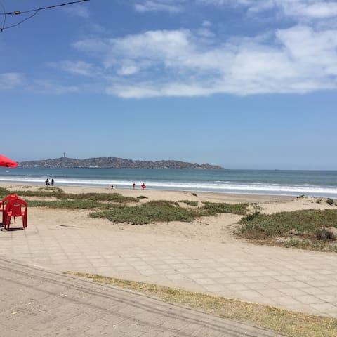 Vista al mar para ti y tu familia - Coquimbo