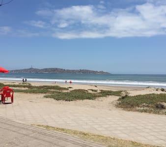 Vista al mar para ti y tu familia - Coquimbo - Apartament