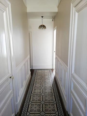 Entrée (couloir)