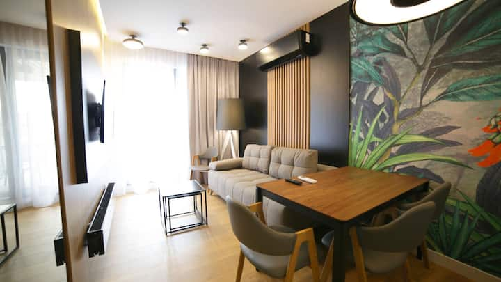 Comfort Apartments Gdańsk Granaria B7