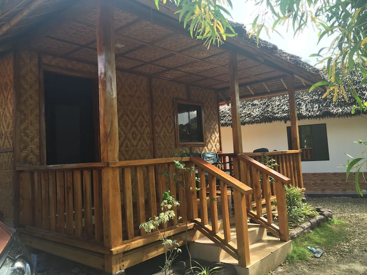 kubo house for rent in panglao