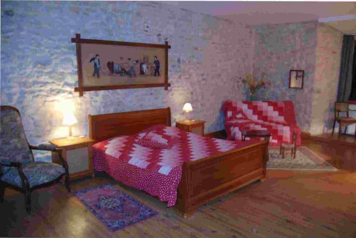 Chambre La Suite
