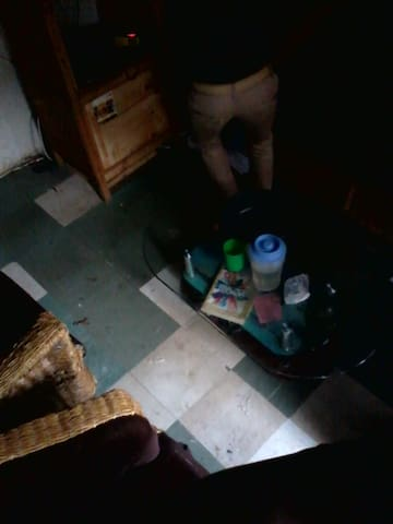 Kisumu Dickens Guest Room