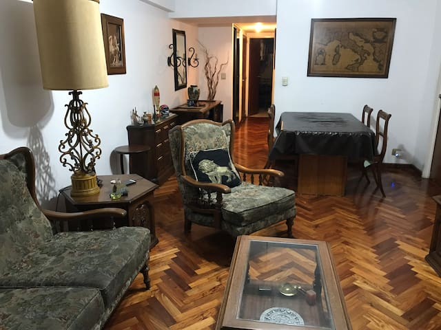 Private room in Palermo, Plaza Italia