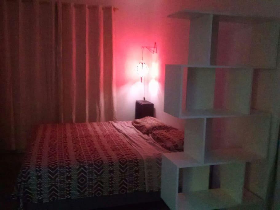 Microloft con todas las comodidades para una excelente estadia en Florianopolis