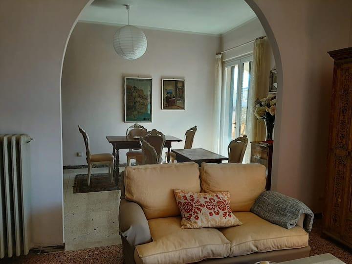 L'attico in centro(camera matrimoniale2)