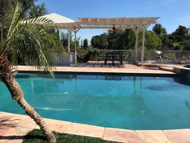 Family friendly perfect home with pool