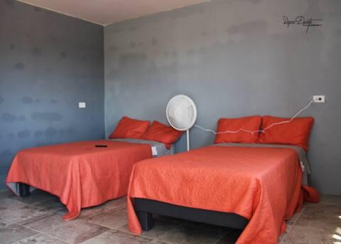 Cuartos de renta en General Trias- Habitacion #1