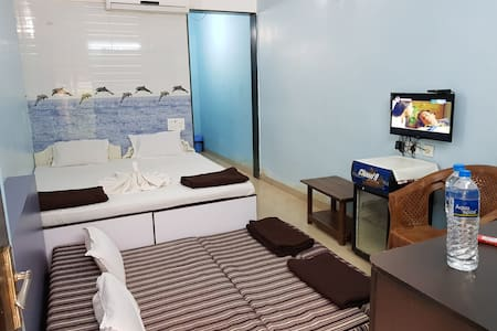 # 2 JAI JHULELAL HOME STAY CALANGUTE BEACH