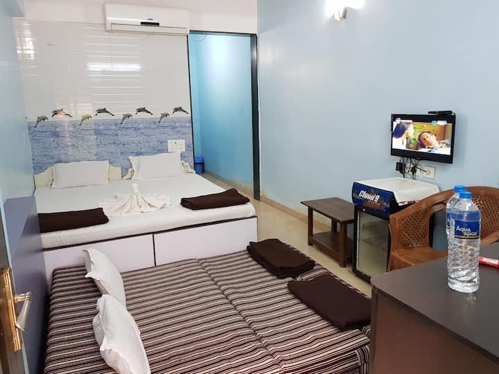 # 2 JAI JHULELAL HOME STAY CALANGUTE BEACH