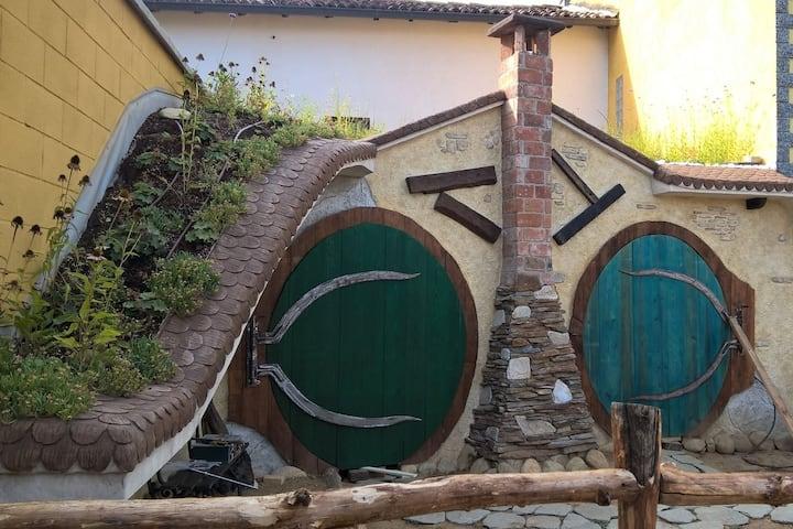 Il giardino di Elanor