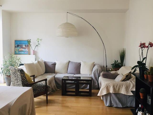Appartement plein coeur de Paris