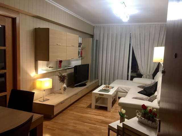 Moderno apartamento en segunda línea de playa - Laredo - Appartement