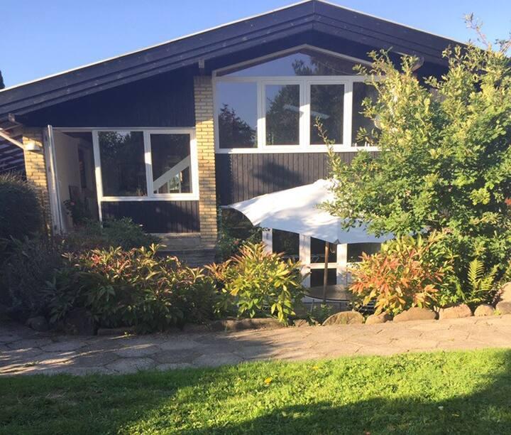Stor villa i nordsjælland