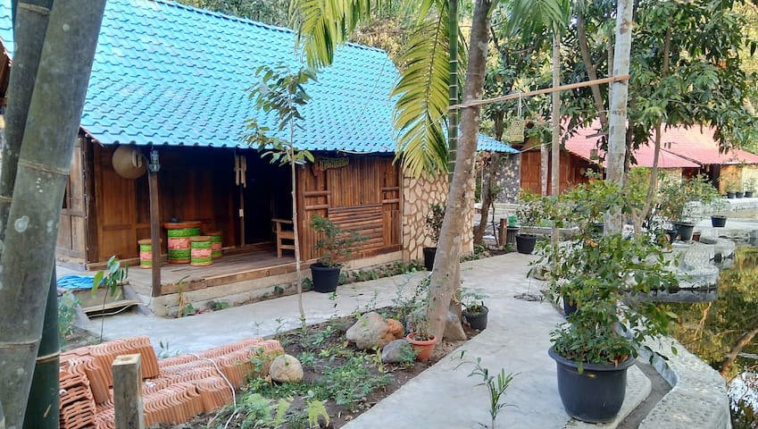 Kampung Ayem Cottage, the Peaceful of Cottage