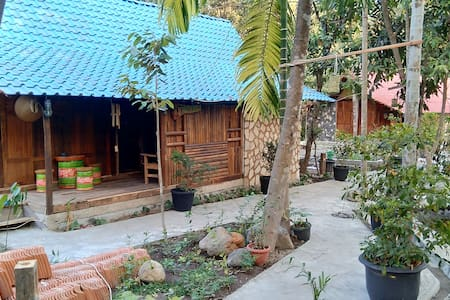KAMPUNG AYEM Cottage, the Peaceful of Cottage