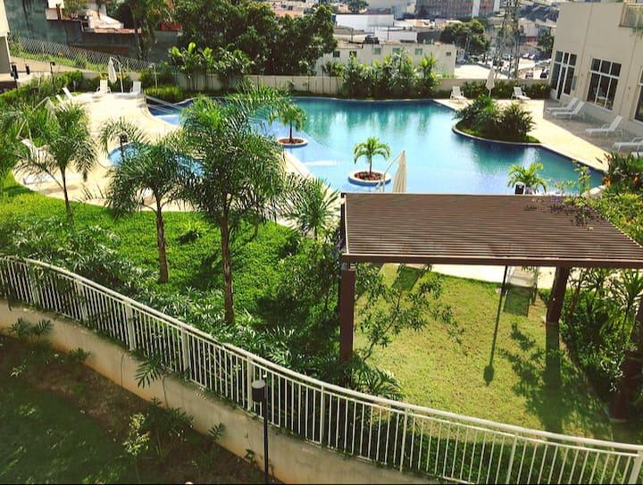 Apartamento inteiro Vila São Francisco próx. à USP