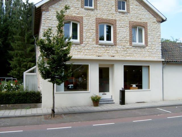 B&B, GALERIE, ATELIER, BEELDENTUIN - Simpelveld - Wohnung