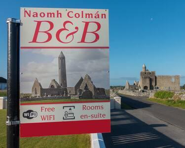 Naomh Colman B&B, Kilmacduagh 4 - Gort - Bed & Breakfast