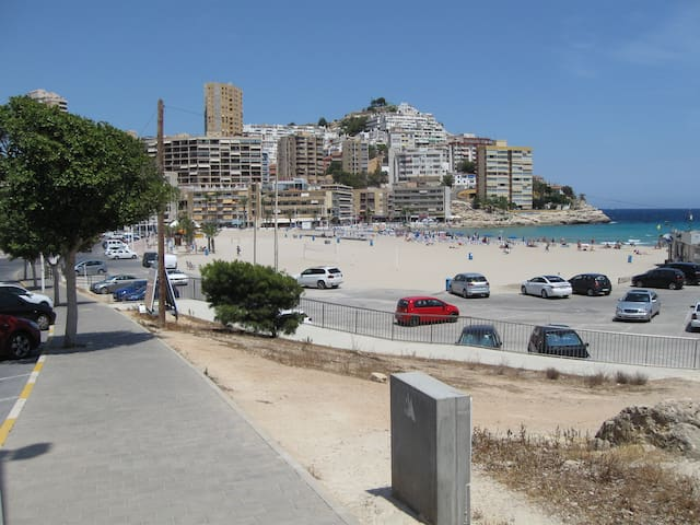 Beautiful apartment with seaview! (Benidorm-South)