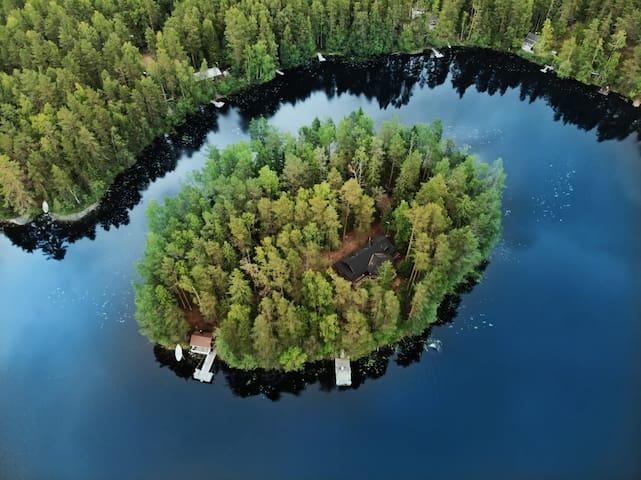 Island holiday cabin near Helsinki!