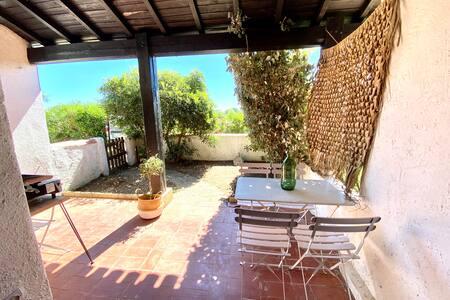 Studio paisible avec spa Saintes-Maries-de-la-Mer
