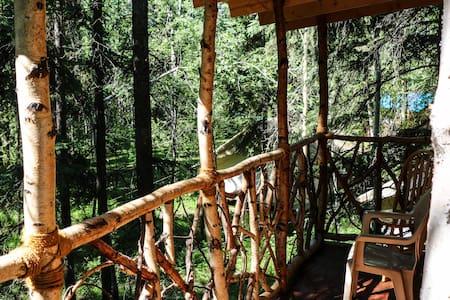 Sven's Hostel Basecamp Tree House - 費爾班克斯(Fairbanks)