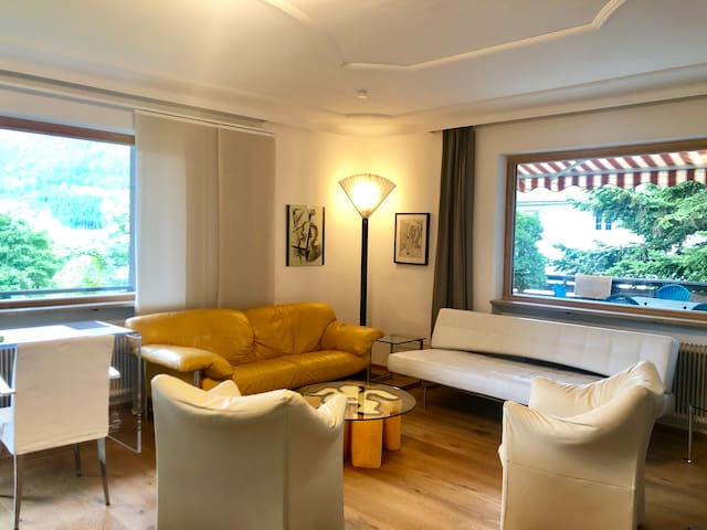 Large apartment for a group up to 10 people