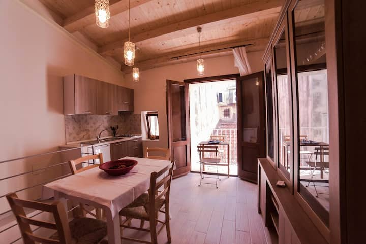 Aura Ortigia apartment delizioso e rilassante