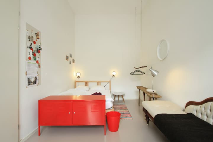 Spacious studio with lots of comfort! - Amsterdam - Appartement