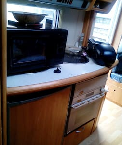 Cosy24ft caravan sleeps 4/5 persons