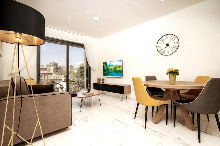 ✵Eshel Suites #12 ✵ The Stylish City Center 2 bdr✵
