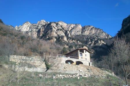 Casa de turismo rural Vall-llòbrega - cercs - Dom