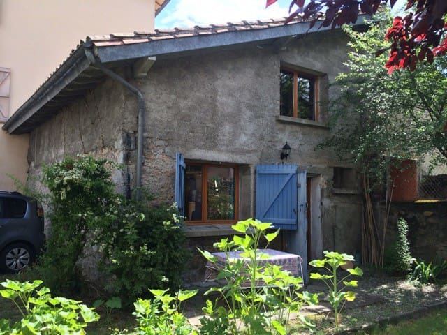 cosy cottage in the heart of town - Saint-Girons - Stadswoning