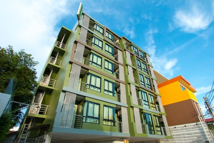 Peaberry Place Apartment - Bangkok - Departamento