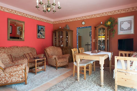 Bydlení U Babičky Apartmán s terasou