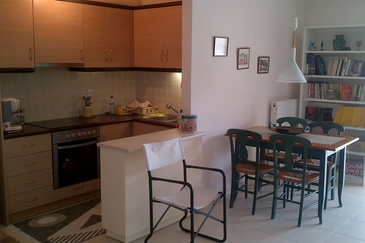 Modern apartment, 20 meters away from the beach - Ligia - Appartement