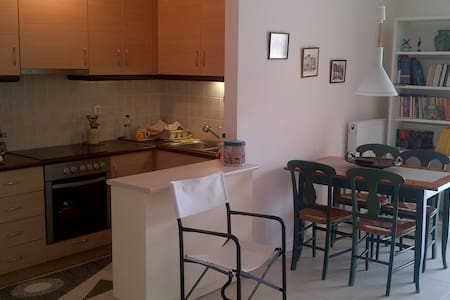 Modern apartment, 20 meters away from the beach - Ligia - Wohnung