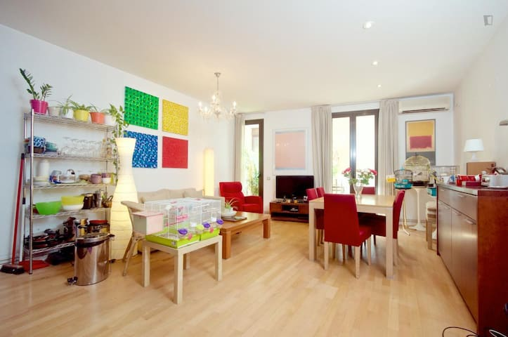 Doble room in historic center city - Barcelona