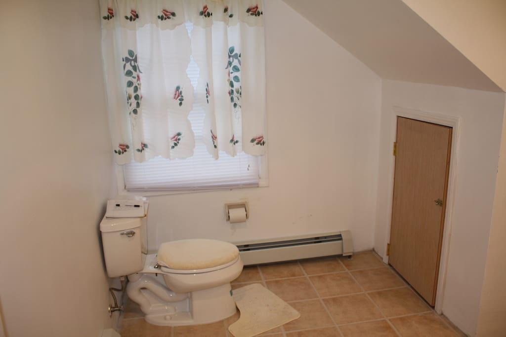 Upstairs Bathroom (pic 1): Spacious