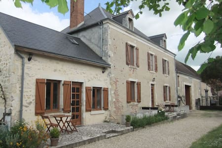 Chambre Coquelicot - Thenay - Bed & Breakfast