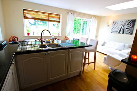Modern rooms in self-catered house III - Oxford - Rumah