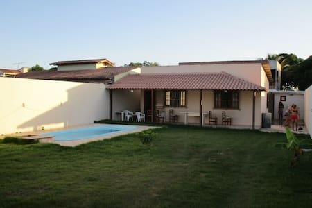 Casa para descanso - Balneário Ponta da Fruta