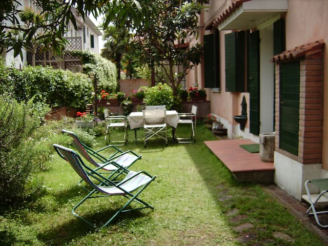 Villetta  con giardino autonomo - Lido Venezia - 別荘