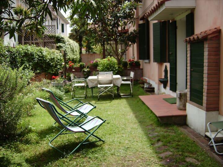 Villetta  con giardino autonomo